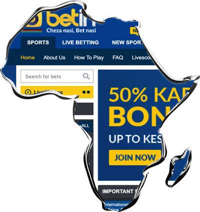 Betin brings great betting action to Kenya! Learn about it here!