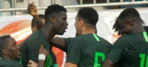 Paul Onuachu fastest score football nigeria 10 seconds