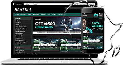 blackbet screen mobile laptop