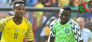super eagles ties south africa