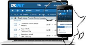 1xbet mobile south africa