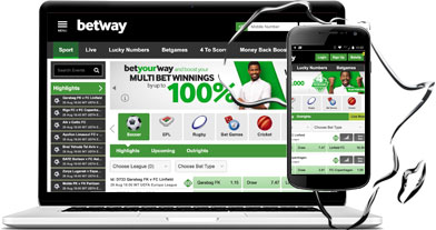 Betway mobile South Africa